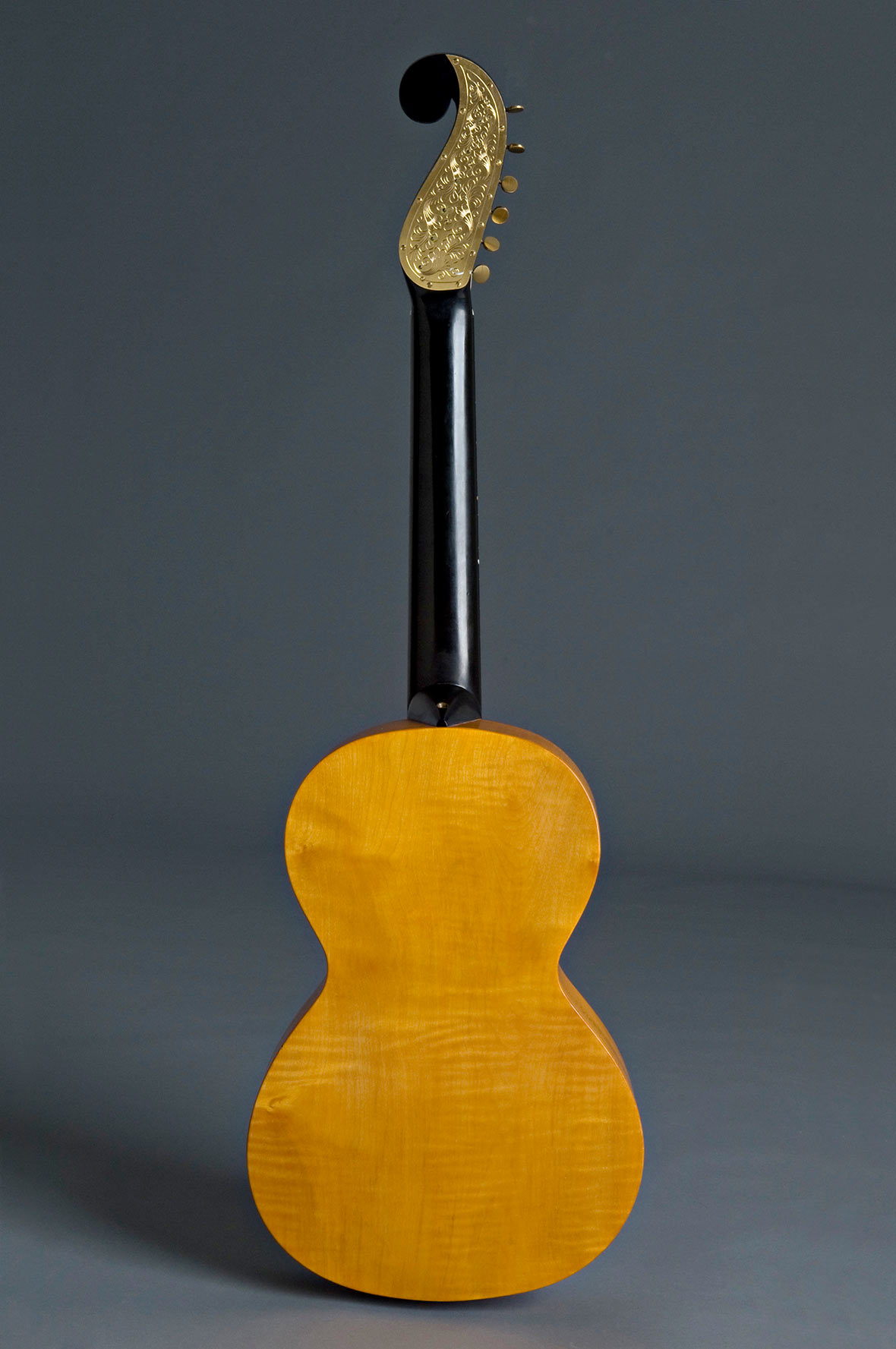 Stauffer 1 guitar (historical copy)