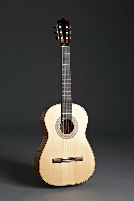 Torres guitar historical copy (1883)
