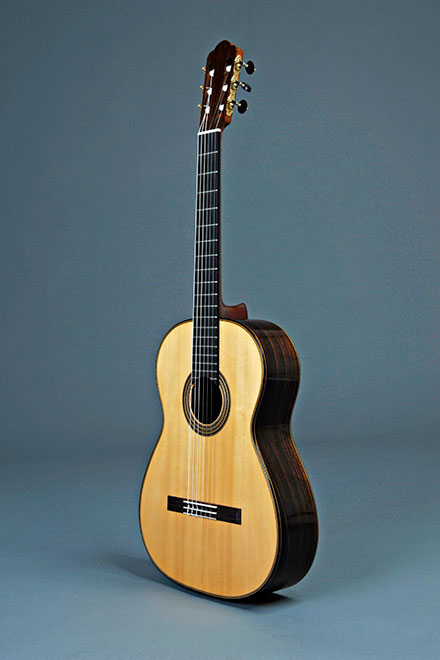 Hauser 1 guitar historical copy (1940)