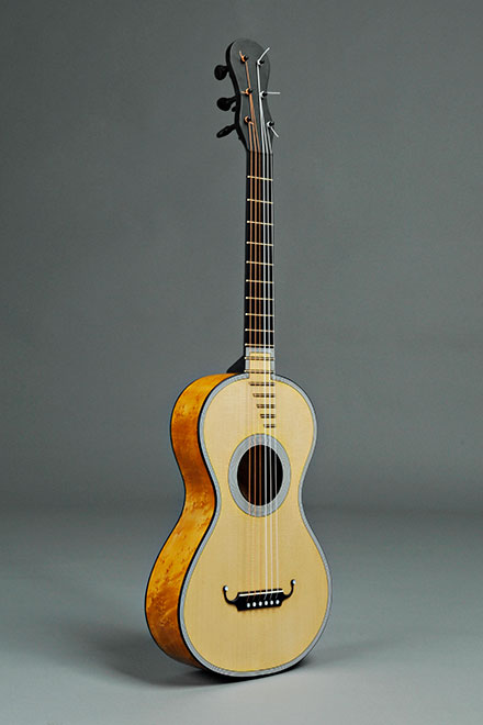 Lacote guitar historical copy (1820)